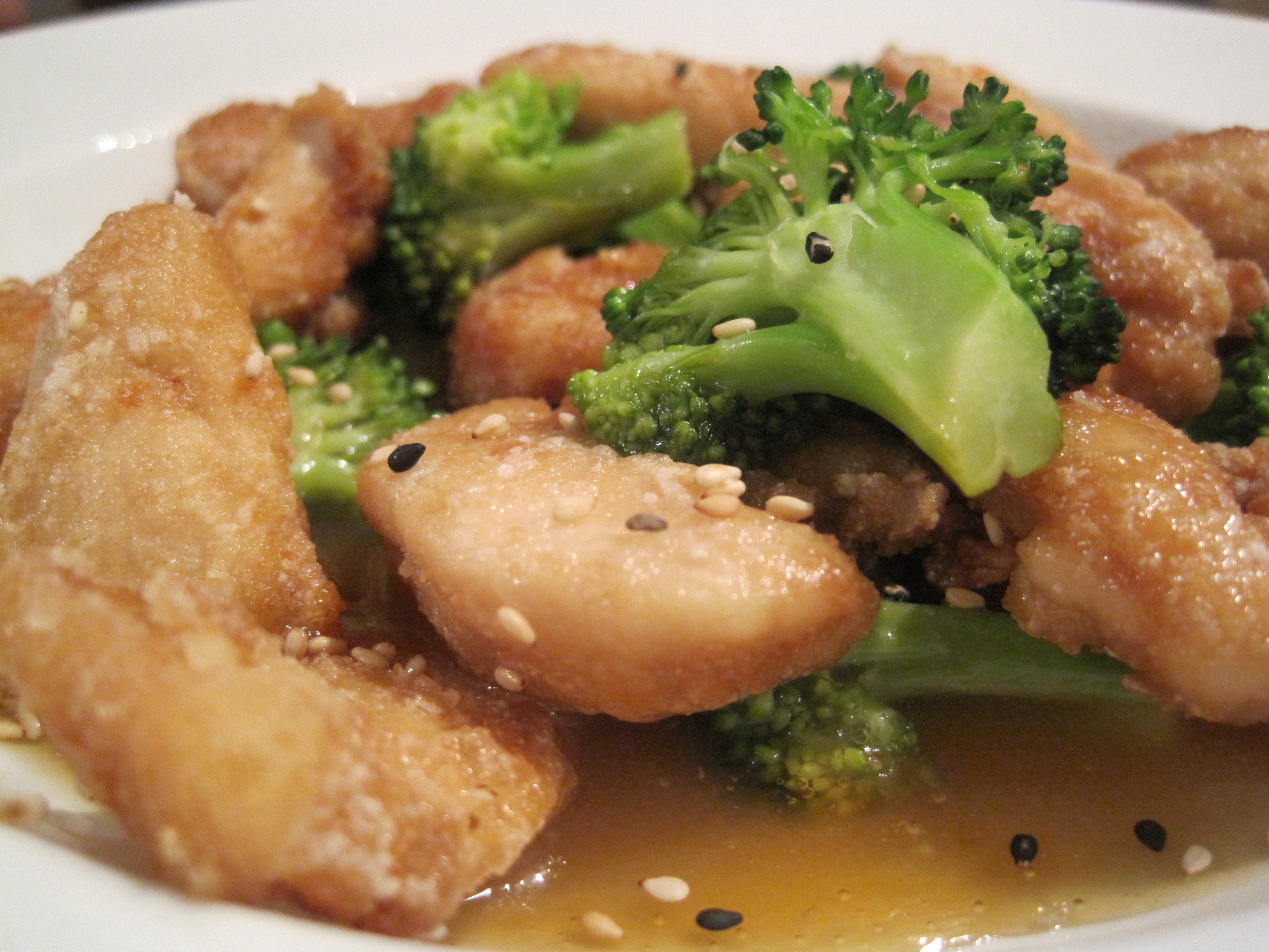 Chinese lemon chicken recipe the hungry novelist the food homemade gluten free lemon chicken forumfinder Images