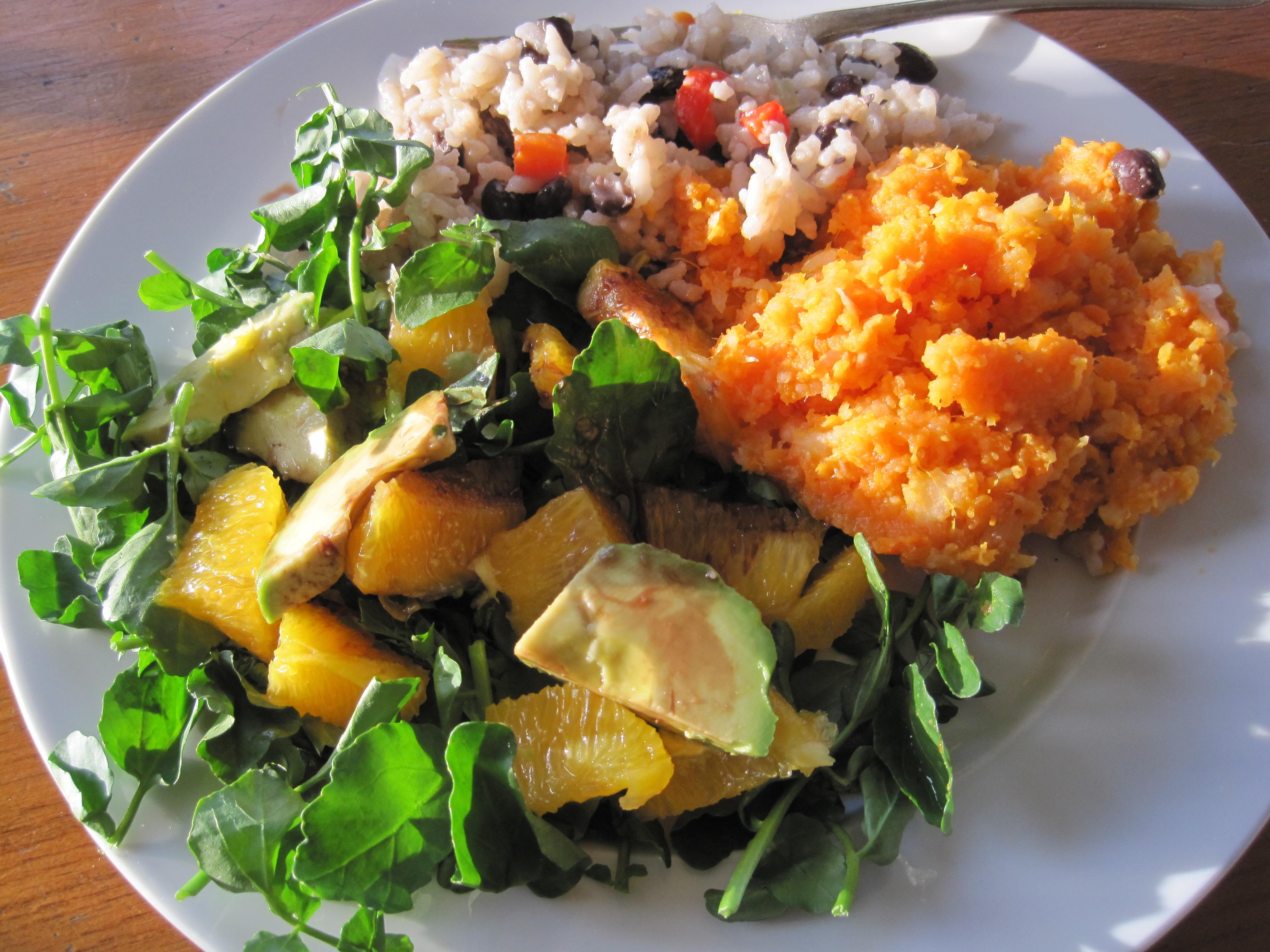 Ottolenghi the hungry novelist for Cuisine vegan