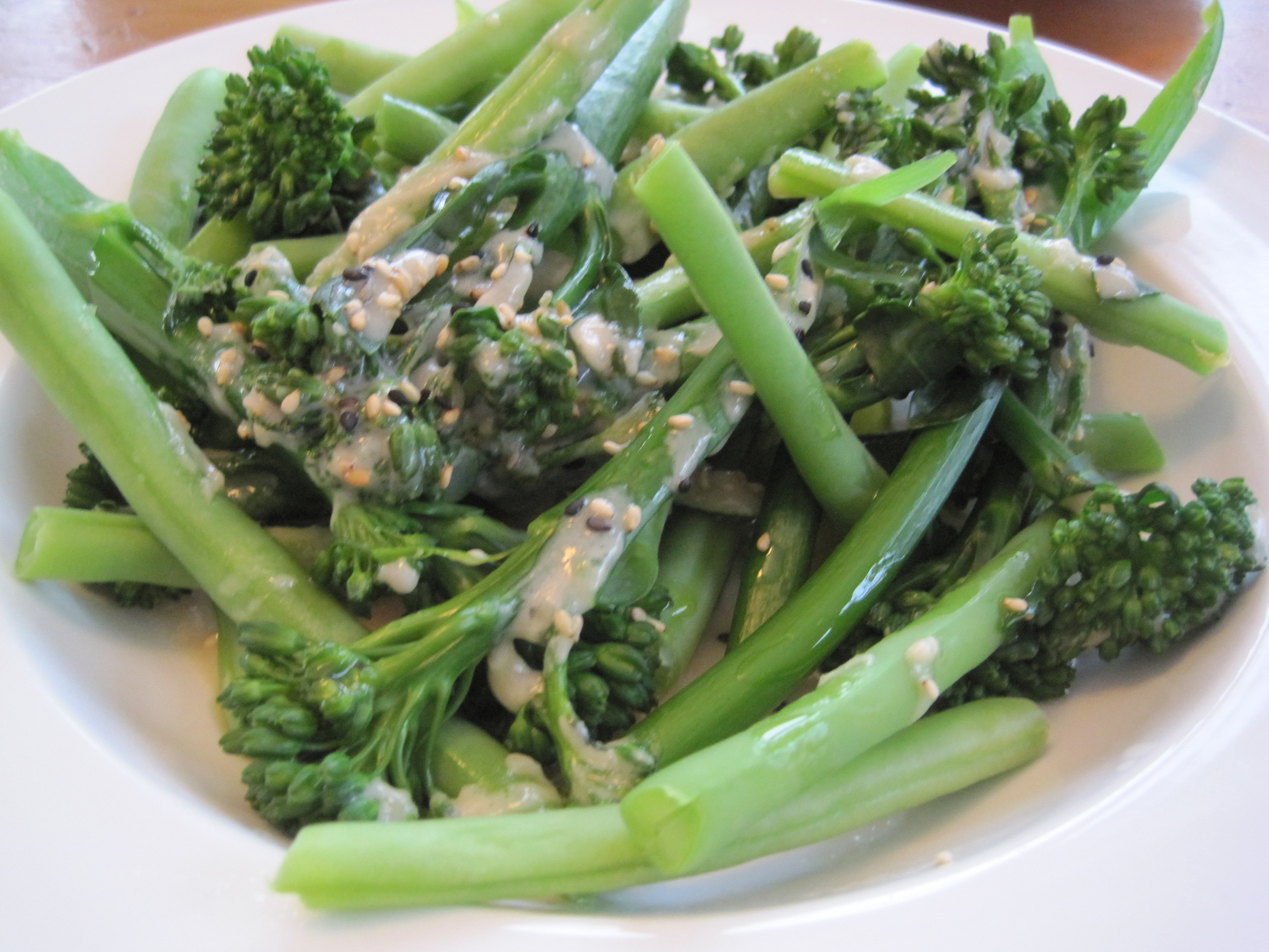 whole wheat rotini with broccolini and sun dried tomatoes broccolini ...