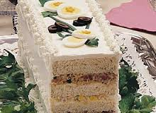 Party Sandwich Loaf, as per Betty Crocker