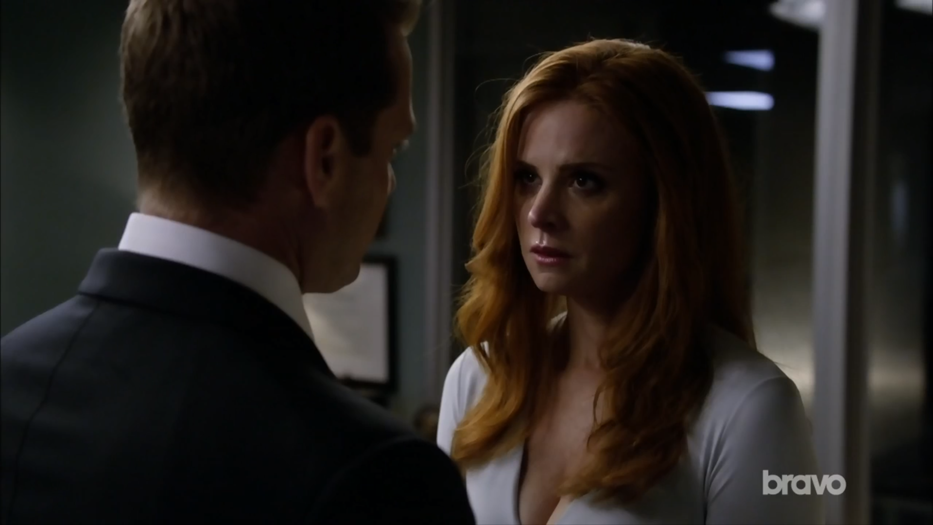 Sarah Rafferty Hot Sce...