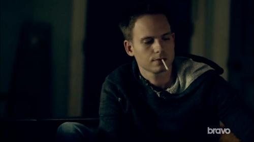 mike smokes