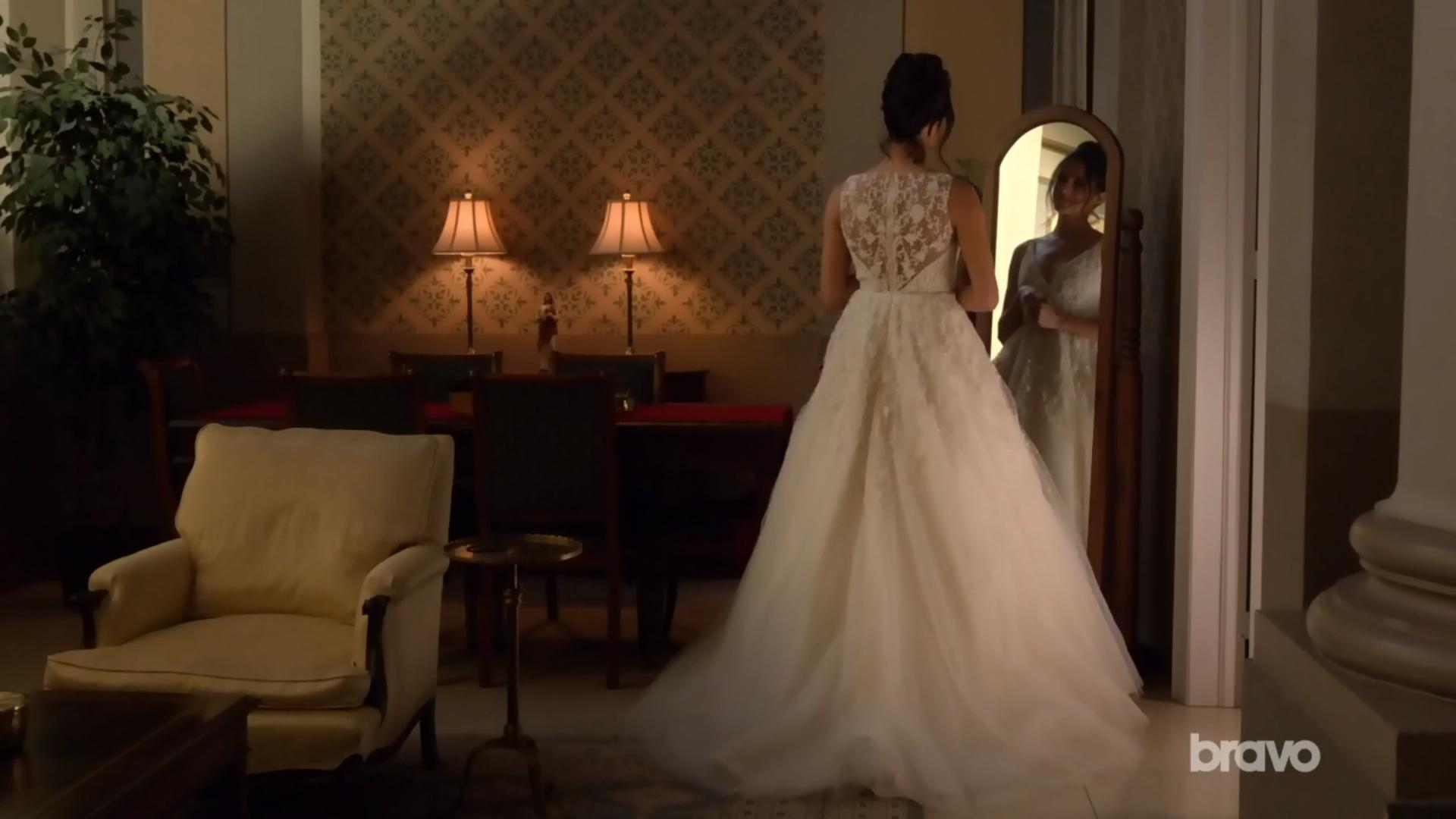 Ross Wedding Dress