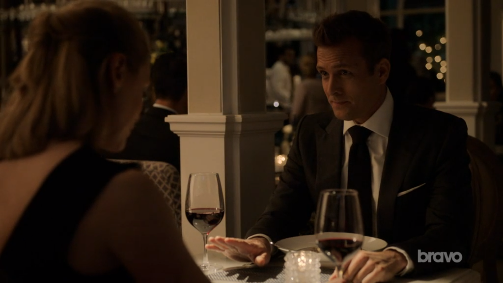 Suits harvey dating